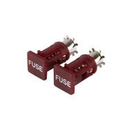 Sea Dog 422199-1 Replacement Red Fuse Insert