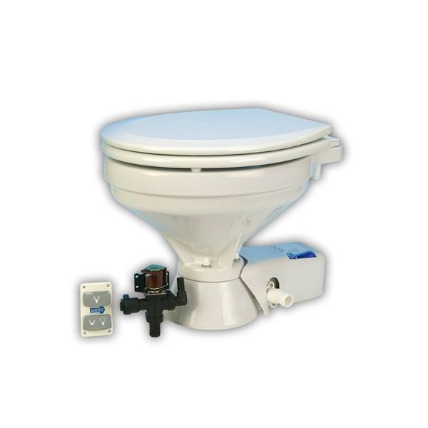 Jabsco Quiet Flush Compact Electric Toilet Wholesale Marine