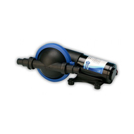 Jabsco 50880-1000 Diaphragm Shower & Bilge Pump