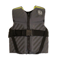 Mustang Lil' Legends 70 Gray Youth Life Jacket