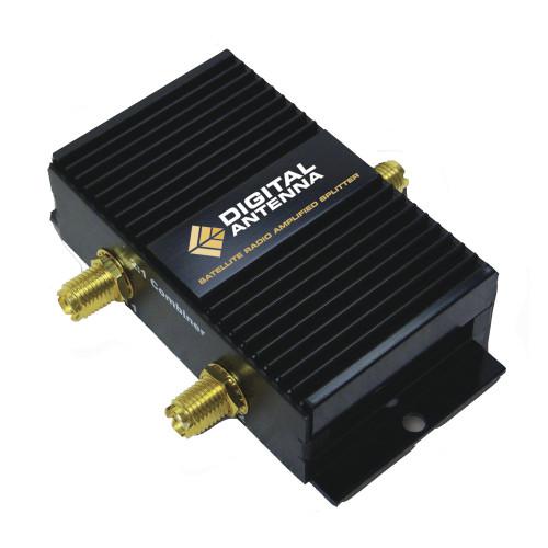 Digital 2-Way Satellite Radio Antenna Splitter DA-2330