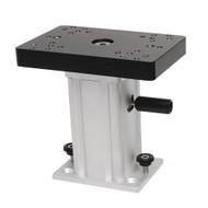 "Cannon Aluminum Swivel Base Downrigger Pedestal - 6"""