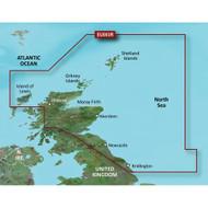 Garmin BlueChart g2 HD - HXEU003R - Great Britain Northeast Coast - microSD\/SD