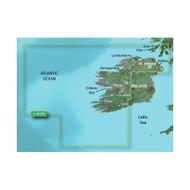 Garmin BlueChart g2 HD - HEU005R - Ireland, West Coast - microSD\/SD