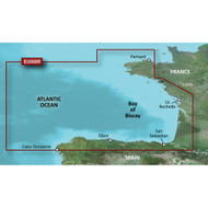 Garmin BlueChart g2 HD - HXEU008R - Bay of Biscay - microSD\/SD