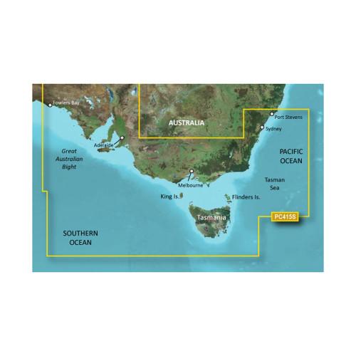 Garmin BlueChart g2 HD - HXPC415S - Port Stephens - Fowlers Bay - microSD\/SD