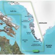Garmin BlueChart g2 HD - HEU058R - Greenland West - microSD\/SD