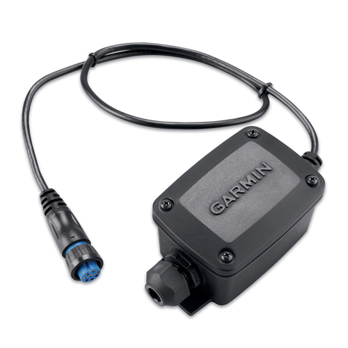 Garmin 8-Pin Female to Wire Block Adapter f\/echoMAP 50s & 70s, GPSMAP 4xx, 5xx & 7xx, GSD 22 & 24
