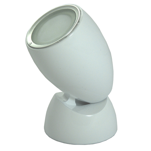 Lumitec GAI2 - General Area Illumination2 Light - White Finish - 3-Color Red\/Blue Non Dimming w\/White Dimming