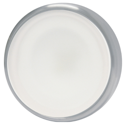 Lumitec Halo - Flush Mount Down Light - Brushed Finish - Warm White Dimming