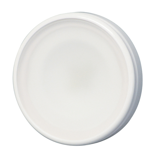 Lumitec Halo - Flush Mount Down Light - White Finish - Warm White Dimming