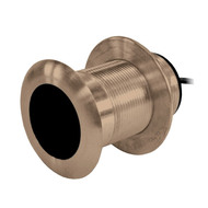 Garmin B619 12 Degree Bronze Thru Hull Transducer - 8-Pin