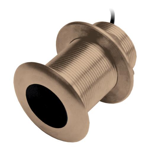 Garmin B75M Bronze 12 Degree Thru-Hull Transducer - 600W, 8-Pin