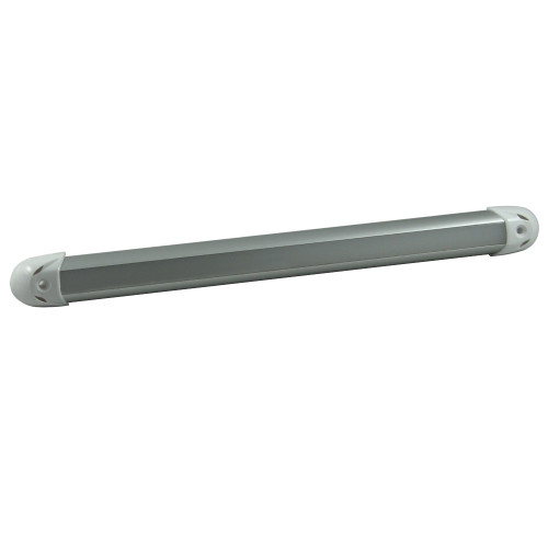 """Lumitec Rail2 12"""" Light - 3-Color Blue\/Red Non Dimming w\/White Dimming"""