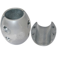 "Tecnoseal X14 Shaft Anode - Zinc - 3-1\/4"" Shaft Diameter"