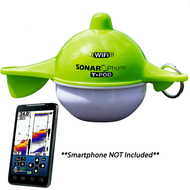 Vexilar SP100 SonarPhone w\/Transducer Pod