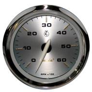 "Faria Kronos 4"" Tachometer - 6,000 RPM (Gas - Inboard & I\/O)"