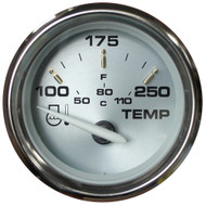 "Faria Kronos 2"" Water Temperature Gauge (100-250 DegreeF)"