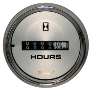 "Faria Kronos 2"" Hourmeter (10,000 Hrs) (12-32 VDC)"