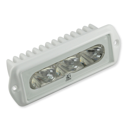 Lumitec CapriLT - LED Flood Light - White Finish - White Non Dimming
