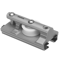 "Barton Marine Towable Genoa End & Becket - Fits 25mm(1"") T-Track"