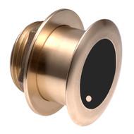 Garmin Bronze Thru-hull Wide Beam Transducer w\/Depth & Temp - 12 Degree tilt, 8-pin - Airmar B175HW