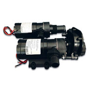 Raritan Macerator Pump - 24VDC w/Barb Adapter