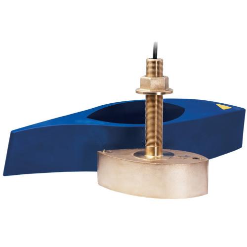 Garmin B265LH Bronze Thru-Hull Mount Transducer w\/Depth & Temp - 12-Pin