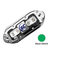 Shadow-Caster SCM-4 Aqua Green Underwater LED Light