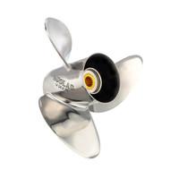 Solas 3541-155-15 Titan 3 Blade Propeller