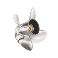 Solas 3554-141-19 Titan 4 Blade Propeller