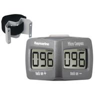 Raymarine Wireless Micro Compass System w\/Strap Bracket
