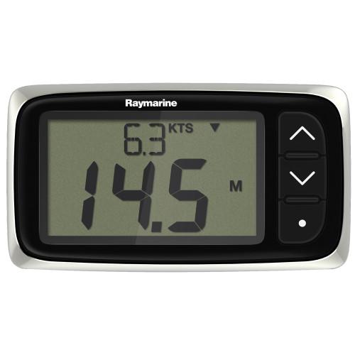 Raymarine i40 Bidata Display System w\/Thru-Hull Transducers