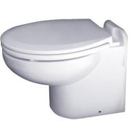 Raritan Marine Elegance - Household Style - White - Freshwater - Straight Back - Smart Controller - 12V