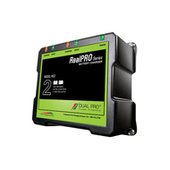 RealPRO Series Battery Charger 2 Banks 6 Amps