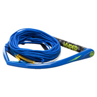 Hyperlite Chamois Handle w/ Fuse Line Blue