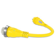 Furrion Pigtail Shore Power Adapter 50A Boat to 30A Dock