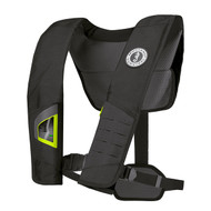 Mustang Deluxe 38 Auto Inflatable Life Vest - Black