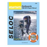 eloc Service Manual, Nissan/Tohatsu 1992-2003
