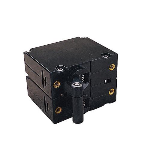 Sea Dog S-D-420740-1 40 AMP Double Pole AC-DC Circuit Breaker