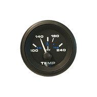 Sierra 62729P Premier Pro Series Water Temp Gauge