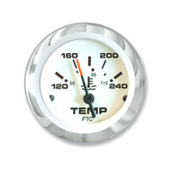 Sierra 65509P Lido Series Water Temp Gauge