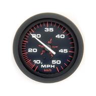 Sierra 57898P Amega Series Speedometer