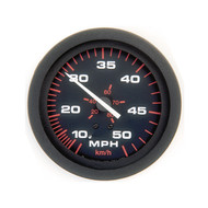 Sierra 57898PH Amega Series Speedometer