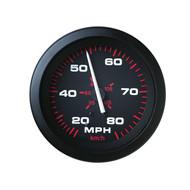 Sierra 57899P Amega Series Speedometer