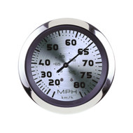 Sierra 63476P Sterling Series Speedometer