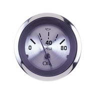 Sierra 63479P Sterling Series Oil Pressure Gauge