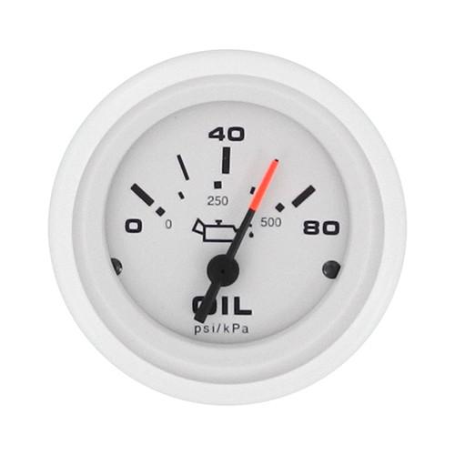 Sierra 68367P Sterling Series Oil Pressure Gauge