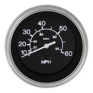 Sierra 80514P Heavy Duty Series Speedometer