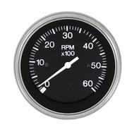 Sierra 82288P Heavy Duty Series Tachometer